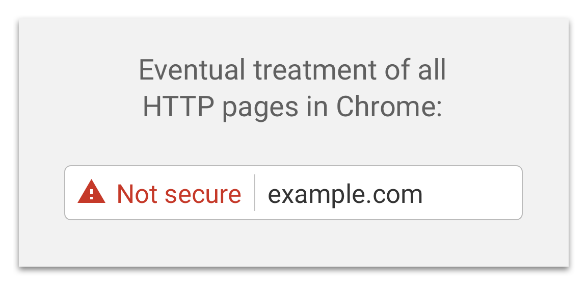 google soon http bad